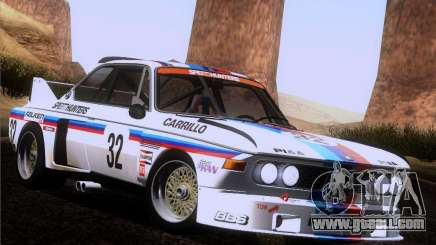 BMW CSL GR4 for GTA San Andreas