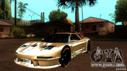 Honda NSX Extreme for GTA San Andreas
