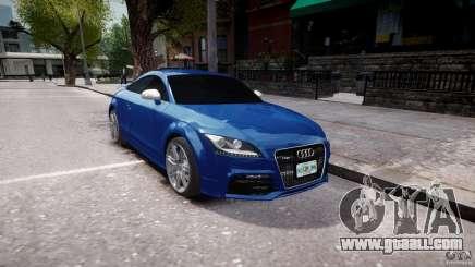 Audi TT RS Coupe v1 for GTA 4