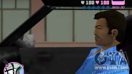 Riding passenger for GTA Vice City