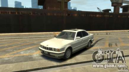BMW 525i for GTA 4