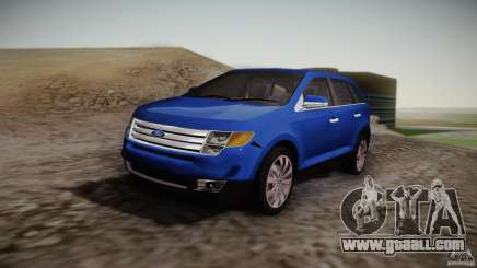 Ford Edge 2010 for GTA San Andreas