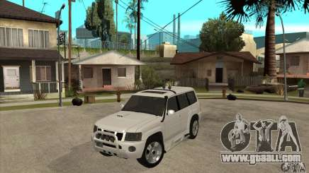 Nissan Patrol 2005 for GTA San Andreas