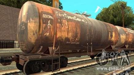 2 wagons for GTA San Andreas