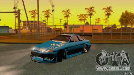 Toyota Soarer (JZZ30) for GTA San Andreas
