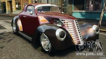 Walter Street Rod Custom Coupe for GTA 4