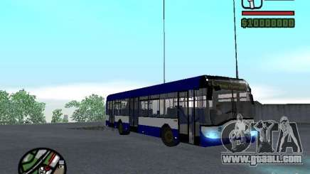 Solaris Urbino 12 for GTA San Andreas