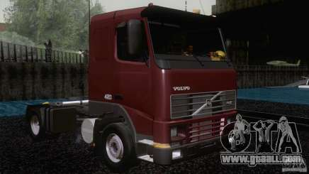 Volvo FH12 for GTA San Andreas