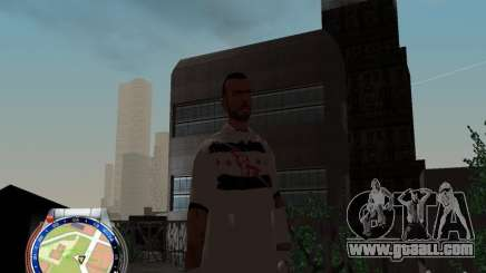 CM PUNK 2011 attaer for GTA San Andreas