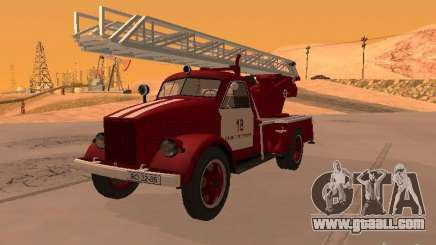 GAZ-51 ALG-17 for GTA San Andreas
