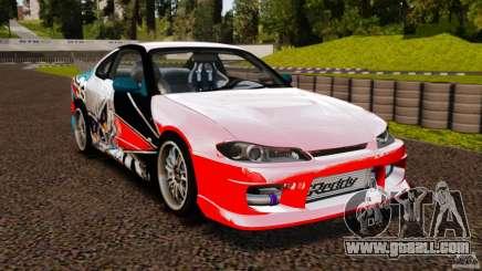 Nissan Silvia S15 Evil Empire for GTA 4