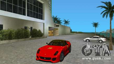 Ferrari 599 GTO for GTA Vice City