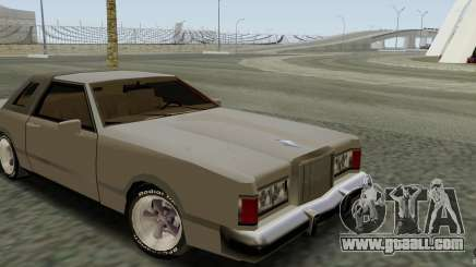 Virgo Continental for GTA San Andreas
