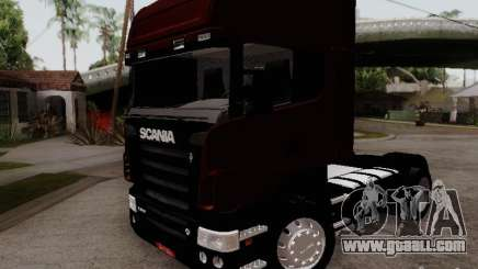 Scania R580 V8 Topline for GTA San Andreas