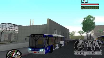 Busscar Urbanuss Ecoss MB 0500U Sambaiba for GTA San Andreas