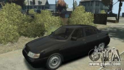 Lada VAZ 2110 for GTA 4