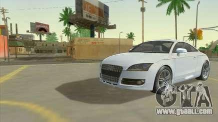 Audi TT Custom for GTA San Andreas