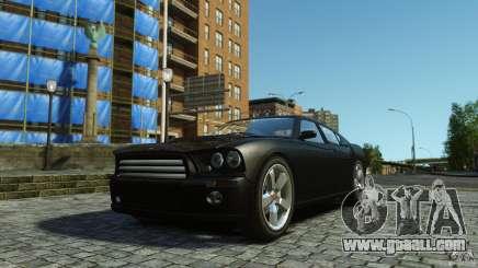 Civilian Buffalo v2 for GTA 4