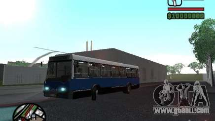 Ikarus 415.02 for GTA San Andreas