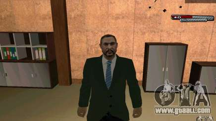Mayor HD for GTA San Andreas