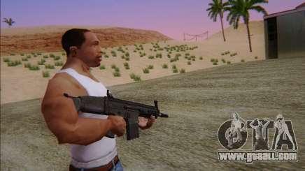 SCAR - H for GTA San Andreas