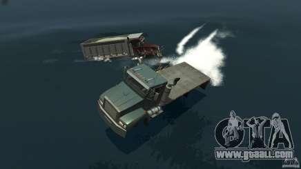 Biff boat for GTA 4