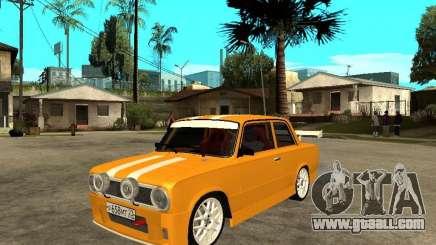 VAZ 2101 Globus for GTA San Andreas