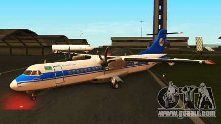 ATR 72-500 Azerbaijan Airlines for GTA San Andreas