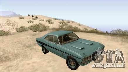 Dodge Demon 1971 for GTA San Andreas
