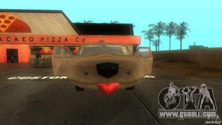 Dumb and Dumber Van for GTA San Andreas