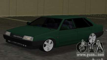 VAZ 2109 Tuning v2.0 for GTA Vice City