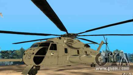 CH 53E for GTA San Andreas