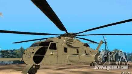 CH 53E for GTA San Andreas
