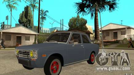 Datsun 510 JDM Style for GTA San Andreas