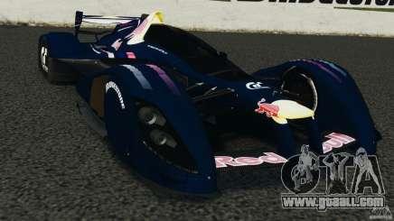 Red Bull X2010 for GTA 4