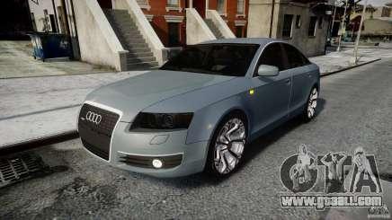 Audi A6 TDI 3.0 for GTA 4