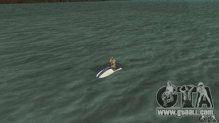 VCS Jetski for GTA San Andreas