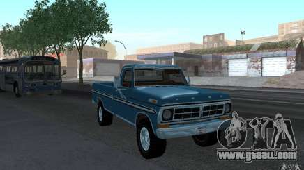 Ford F150 Ute 1976 for GTA San Andreas