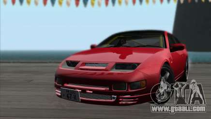 Nissan 300ZX Fairlady Z32 for GTA San Andreas