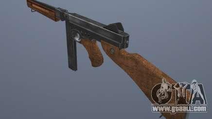 M1 Thompson for GTA San Andreas