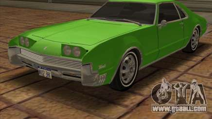 1966 Oldsmobile Toronado for GTA San Andreas