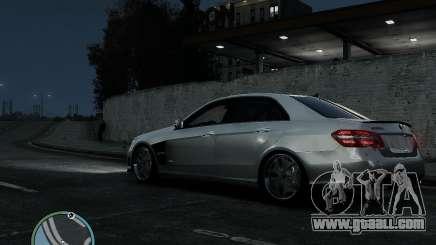 Mercedes Benz B63 S Brabus v1.0 for GTA 4