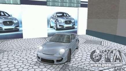 Porsche 911 (997) GT2 for GTA San Andreas