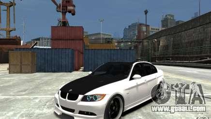 BMW 330i E60 Tuned 2 for GTA 4