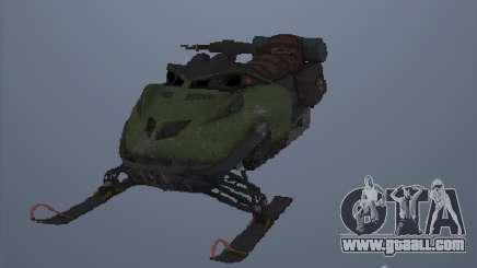 Snowmobile for GTA San Andreas
