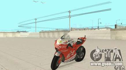 Ducati Alice GP for GTA San Andreas