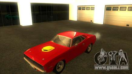 Plymouth Hemi Cuda for GTA San Andreas