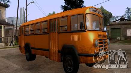 LIAZ 158 for GTA San Andreas
