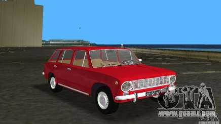 VAZ 2102 for GTA Vice City