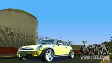 Mini Cooper S for GTA Vice City